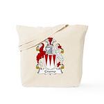 Crump Family Crest Tote Bag