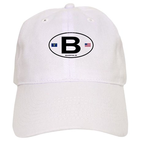 B Euro Oval - Beaverton, OR Cap