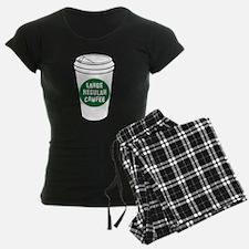 Lahge Regulah Cawfee Pajamas