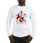 Crowder Family Crest  Long Sleeve T-Shirt