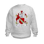 Crowder Family Crest  Kids Sweatshirt