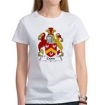 Crow Family Crest Women's T-Shirt