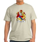 Cromwell Family Crest  Light T-Shirt