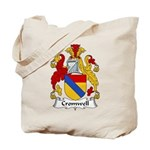 Cromwell Family Crest  Tote Bag