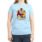 Cromwell Family Crest  Women's Light T-Shirt