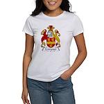 Crompton Family Crest Women's T-Shirt