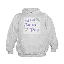 Little Sister Faith Hoodie