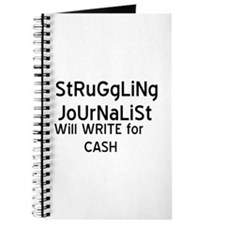 Struggliing Journalist Journal