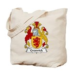 Creswick Family Crest  Tote Bag