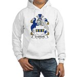 Craddock Family Crest Hooded Sweatshirt