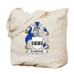 Craddock Family Crest Tote Bag