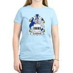 Craddock Family Crest Women's Light T-Shirt