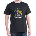 Cox Family Crest Dark T-Shirt