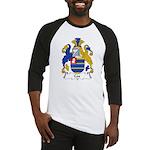 Cox Family Crest Baseball Jersey