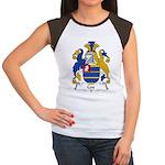 Cox Family Crest Women's Cap Sleeve T-Shirt