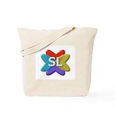 SL Logo Tote Bag
