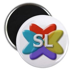 SL Logo Magnet