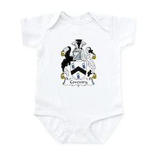 Coventry Family Crest Infant Bodysuit