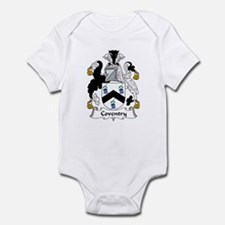 Coventry Family Crest Infant Bodysuit