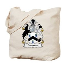 Coventry Family Crest Tote Bag