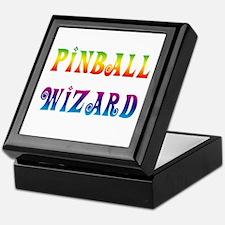 Cute Pinball Keepsake Box