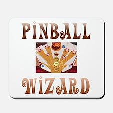 Pinball Wizard Mousepad