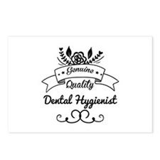 Cute Genuine Quality Dent Postcards (Package of 8)