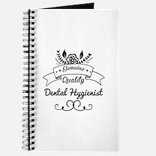 Cute Genuine Quality Dental Hygienist Journal
