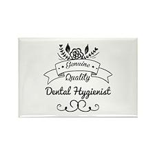 Cute Genuine Quality Dental Hygie Rectangle Magnet