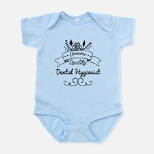 Cute Genuine Quality Dental Hygien Infant Bodysuit
