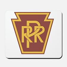 Pennsylvania Railroad Logo Mousepad