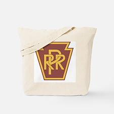 Pennsylvania Railroad Logo Tote Bag