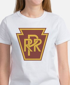 Pennsylvania Railroad Logo Women's T-Shirt