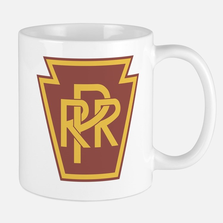 Pennsylvania Railroad Logo Mug