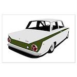Lotus Cortina Mk1 Large Poster