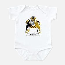 Corbin Family Crest  Infant Bodysuit