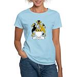 Corbin Family Crest  Women's Light T-Shirt