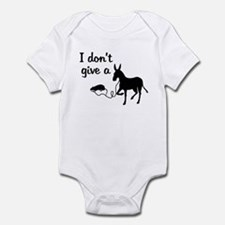 I Don't Give a Rat's Ass Infant Bodysuit