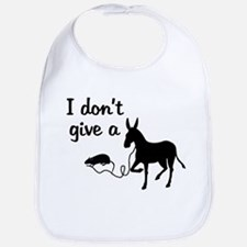 I Don't Give a Rat's Ass Bib