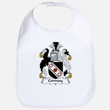 Conway Family Crest Bib