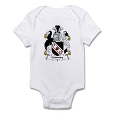 Conway Family Crest Infant Bodysuit