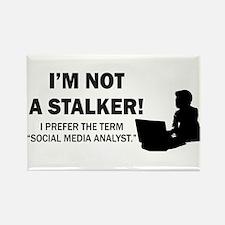 Social Media Analyst Magnets