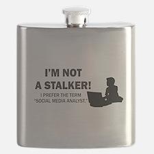 Social Media Analyst Flask