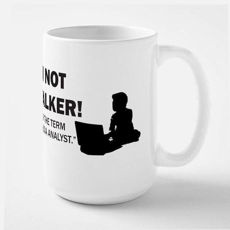 Social Media Analyst Mugs