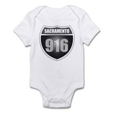 Interstate 916 Infant Bodysuit