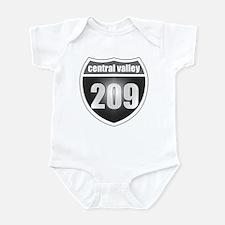 Interstate 209 Infant Bodysuit