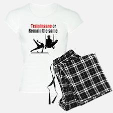 FIERCE GYMNAST pajamas