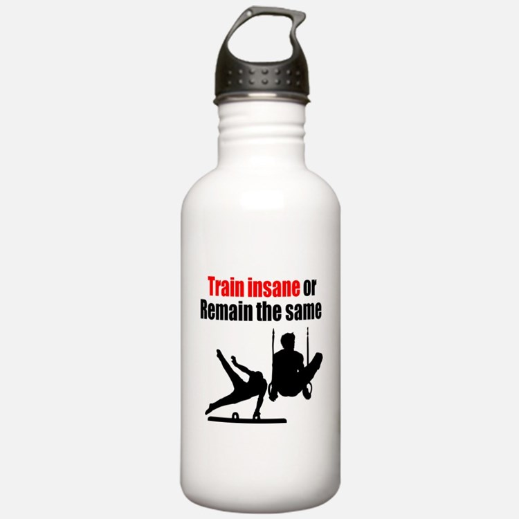 FIERCE GYMNAST Sports Water Bottle