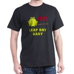 1972 Leap Year Baby Dark T-Shirt