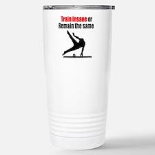 FIERCE GYMNAST Stainless Steel Travel Mug